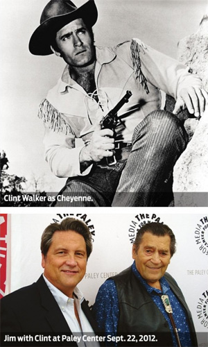 Clint Walker, Then and Now
