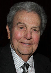 Mike Connors at the TV Crimefighters event