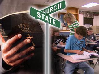 Bible Studies in Public Schools