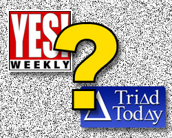 YES! Weekly vs. Triad Today