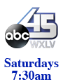 Triad Today, Saturdays at 7:30am on ABC45