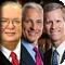 Sheriff BJ Barnes, Attorneys David Daggett and Griff Shuler