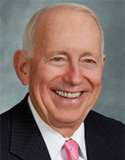 Dave Plyler, chairman, Forsyth County Commissioners