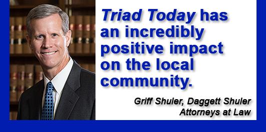 Testimonial from Daggett Shuler attorney Griff Shuler
