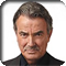 Eric Braeden on the cover of his book I'll Be Damned