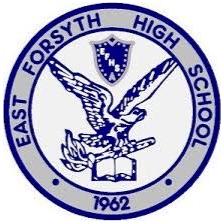Insignia of East Forsyth High School