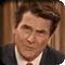 Actor James Brolin portraying Ronald Reagan