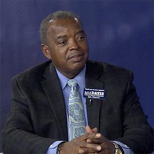 6th District Democrat candidate Bruce Davis