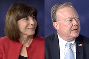 Candidates for Representative, NC 6th District: Kathy Manning and Lee Haywood